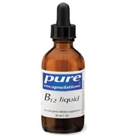 Чистые инкапсуляции - B12 Liquid - 2 унции