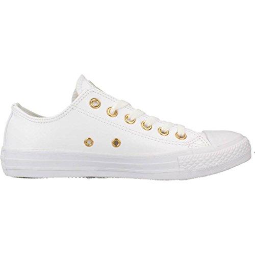 Sport scarpe per le donne, color Bianco , marca CONVERSE, modelo Sport Scarpe Per Le Donne CONVERSE 555963C Bianco