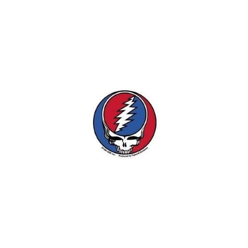 (Grateful Dead - Mini Steal Your Face - Sticker/Decal)