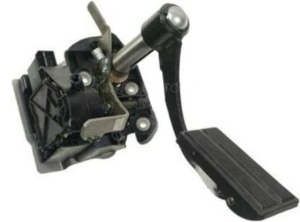 OE Ford 2C3Z9F836DE Accelerator Pedal & Position Sensor Assembly Adjustable Type