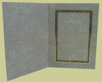 8b26c84f4c34 Amazon.com - DYNASTY FOLDER GRAY GOLD 5x7 Cardboard Photo Holders ...