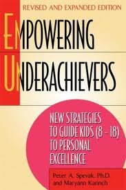 Empowering Underachievers Publisher: New Horizon; Rev Exp edition
