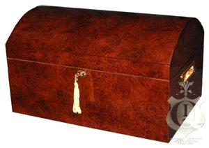 Treasure Dome 300 Cigar Humidor by Sportsmansavings