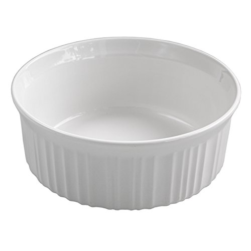 (Corningware French White Round 1.5 Quart Baking Dish)