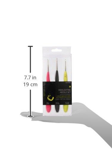 Colortrak Hair Highlighting Needles Multi 3Count