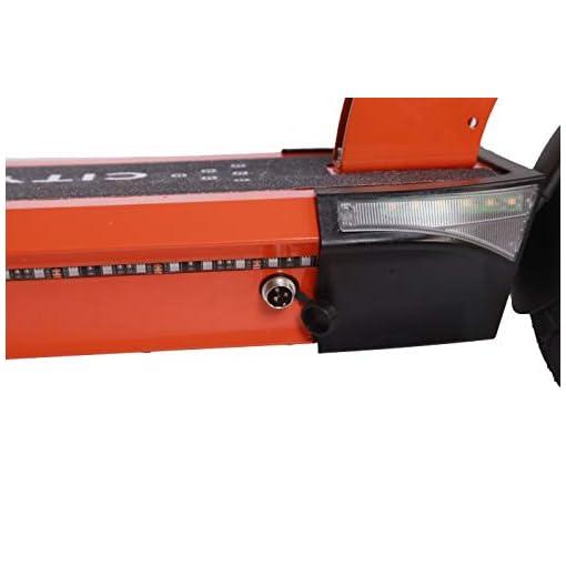 Cityboard Aldo S500 Trottinette électrique Jeunesse Mixte Orange Country 105 x 52 x 100 cm