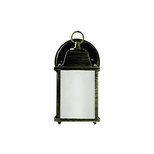 "Trans Globe Lighting PL-40455 VG Outdoor Patrician 9"" Wall"