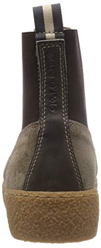 Femme Beige Boots taupe Chelsea 717 O'polo Marc p7fqt7