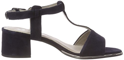 Bar Natural Navy Sandals Be Blue Women's T 28241 qzWvIw