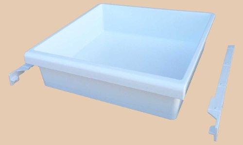 Work Table Drawer (Modular Drawer System - White 16
