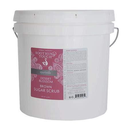 Soothing Touch Brown Sugar Scrub, Desert Blossom, 15 Pound