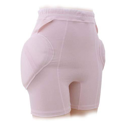ラクッションパンツII婦人用 ピンク M 3906(1枚入) 介護 介護用衣料品 肌着下着 [並行輸入品] k1-4975520540656-ak B07Q3XRYB4