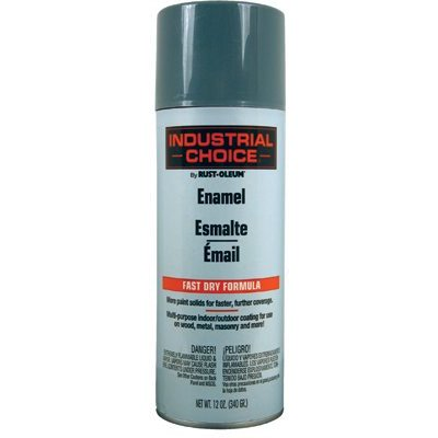 Rust-oleum Industrial Choice 1600 System Enamel Aerosols - 2