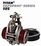 Capspray 105 Fine-Finish HVLP Paint Sprayer