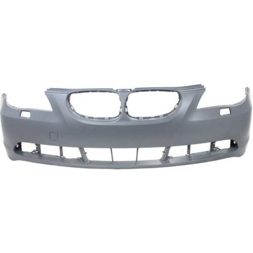 Bmw 525i Wagon - Front Bumper Cover for BMW 5-SERIES 2004-2007 Primed Sedan/Wagon