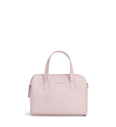 Matt & Nat Mitsuko Mini Bowling Bag, Quartz (Pink Ladies Bowling Bag)