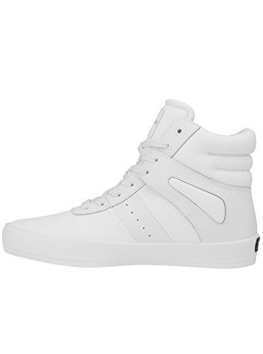 Creative Recreation Men's Moretti Fashion Sneaker, White, 11 M US