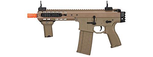 Lancer Tactical Warlord 8` Pistol AEG Electric Airsoft Rifle Gun - Dark Earth