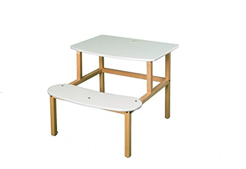 Wild Zoo Student Desk for 1 or 2 Kids - White by Wild Zoo