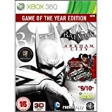 Batman Arkham City Game of the Year Edition 360