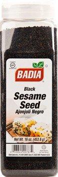 Badia Sesame Seed - Black 16 oz