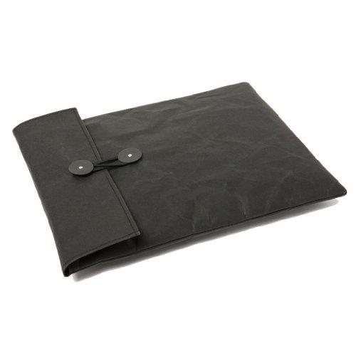 Suoran Lenove ThinkPad New X1 Carbon 14 Inch Sleeve Case Cover Portable Computer Sleeve Laptop Bag Wool Felt Sleeve for ThinkPad New X1 Carbon 14 Inch-Black+Grey