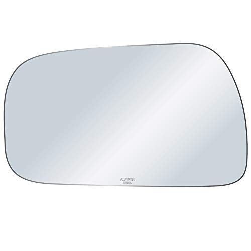 exactafit 8212L Driver Left Side Mirror Glass Replacement fits 1999-2003 Toyota Solara by Rugged TUFF