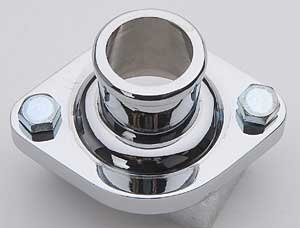 Mr. Gasket 9845 Chrome O-Ring Style Water Neck