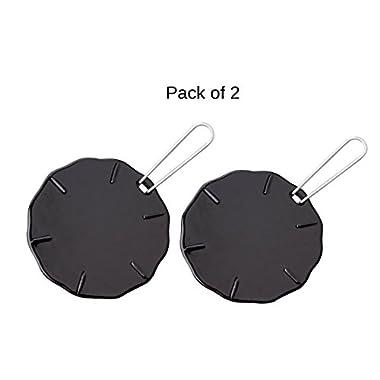 Ilsa 7-Inch Cast Iron Heat Diffuser (2 Pack)