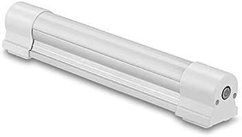 LEDライト 充電式 作業灯 マグネット アウトドアライト照明 USB充電式 懐中電灯 調光3段階 SOS点滅 4400mAhモバイルバッテリー付き...