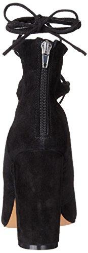 Bomba de Steve Madden vestido Voxx Black Suede