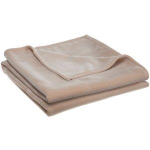 Martex Vellux Blanket Tan King - Martex Vellux Twin Blanket