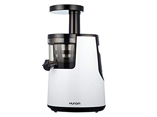HUROM HH-WBG06 Slow Juicer, 0.5 Litre, 150 W, White