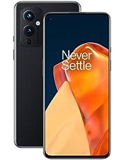 OnePlus 9 5G 8GB RAM 128GB SIM-vrije smartphone met Hasselblad Camera for Mobile - Astral Black - 2 jaar garantie
