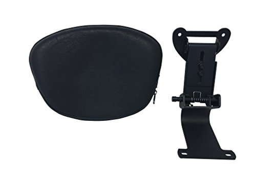 - Fully Adjustable Driver's Backrest for VTX1300C VTX1800C VTX1800N - Contoured