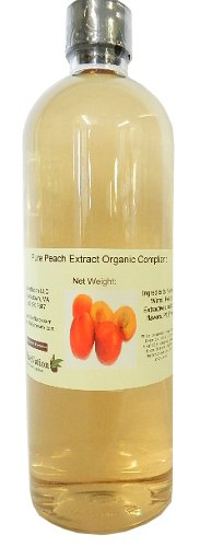 Peach Extract - Organic Compliant 128 oz by OliveNation