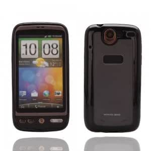 Double Color Protector Case for HTC Nexus One G5 Black