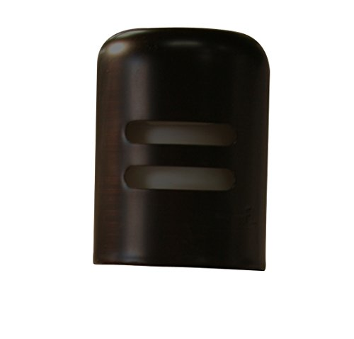 Westbrass D201-12 Air Gap Cap, Oil Rubbed Bronze (Bronze Gap Air Cover)