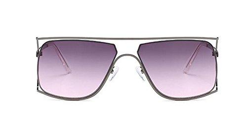 de Lennon en polarisées lunettes inspirées du cercle rond Noire Poudre retro style soleil vintage métallique dqww18
