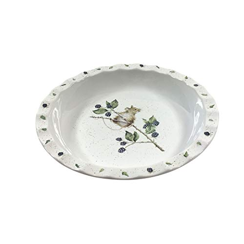 - BOXED WRENDALE LUXURY KITCHEN FINE PORCELAIN CHINA MOUSE ON A BRANCH 10