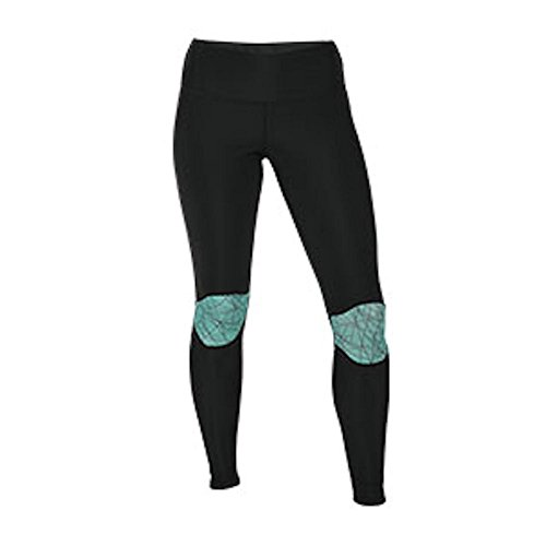 Womens-Compression-Tights-by-Century-BlackBlue-Color