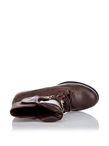 Poti kaki Donna Pati marrone kaki Stivali Marrone Ch140 Marrone rprqATw