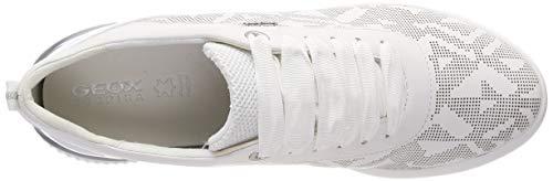 Theragon White Para C D C1001 Zapatillas Mujer Geox 5xwqanSf
