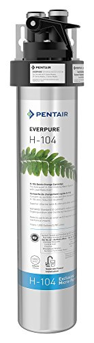 Everpure H-104 Drinking Water Filter System (EV9262-71) by Everpure