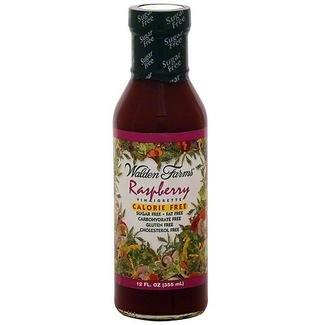 (Walden Farms Calorie-Free Raspberry Vinaigrette, 12 oz (Pack of 6))