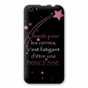 Amazon.com: Case Carcasa archos Helium 50+ Plus Humour ...