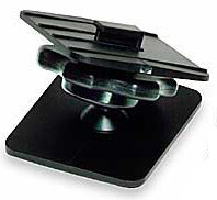 XM Satellite Radio Swivel Mount Bracket - Slide Mount Brackets