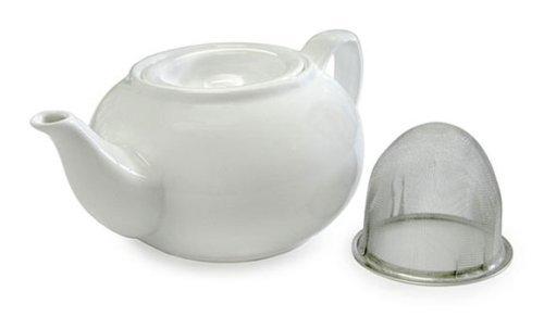 Adagio Teas PersonaliTea 21-Ounce Ceramic Teapot with Infuser Basket