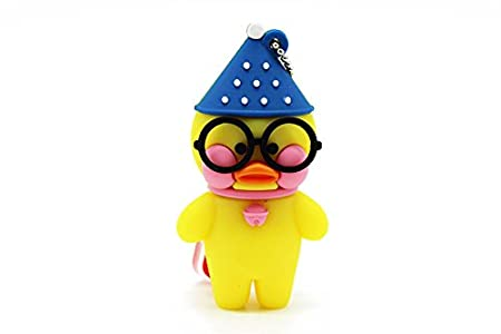 Quace 8 GB Mimi Duck with Hat Fancy USB Pen Drive Pen Drives at amazon