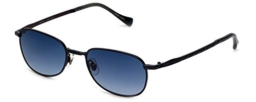 Lucky Brand Beatnik Fashion Sunglasses BEATNIK/NAVY/51/19: Navy/Blue - Sunglasses Beatnik